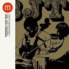 BAROQUE JAZZ TRIO - Baroque Jazz Trio + Orientasie / Largo - CD Souffle Continu
