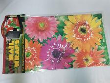 Gerbera Daisy Magnetic Mailbox Wrap
