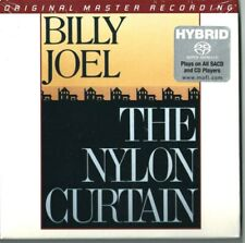 BILLY JOEL - THE NYLON CURTAIN [MFSL SACD] MOFII UDSACD 2383  SEALED