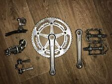 Campagnolo Gran Sport Group 80s Rare Bike Road Italy velo