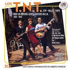 LOS TNT-TODOS SUS PRIMEROS EP's EN RCA-2CD