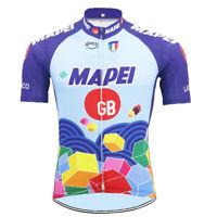 Mapei GB Retro Cycling Jersey