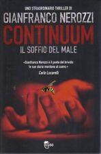 Continuum. Il soffio del male di Gianfranco Nerozzi