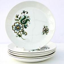 Vintage Johnson Brothers Loreto Set 6 Side Tea Plates Retro