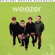 Weezer -Green Album - MFSL / NUMBERED - NEW & SEALED VINYL LP
