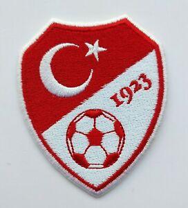Aufnäher Patch Fußball soccer Football nationale Mannschaft Türkei Turky Badge