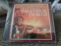 Readers Digest: The Sunset Strings Play Inspirational Favorites Melodies CD NIP