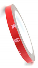 3M Double Sided Acrylic Foam Mounting Tape | Size 10mm x 3m | Thickness 1mm | 3M