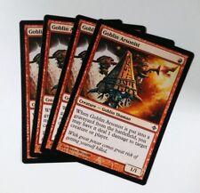 4x Goblin arsonist! Rise of the Eldrazi! Engl. NM