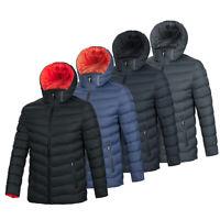 ZITY Men winter coat Lightweight Packable Down Jacket Outwear Puffer Down Coats