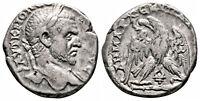 MACRINUS (217-218 AD) BI Tetradrachm. Tyre #WG 5213