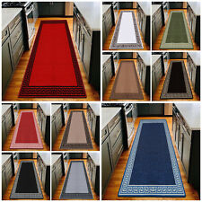 Modern Long Hallway Runner Rugs Non Slip Door Mats Bedroom Kitchen Floor Mat