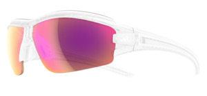 adidas a 198 6097 S Evil Eye Halfrim Pro Variogläser Sonnenbrille Rad Lauf Ski