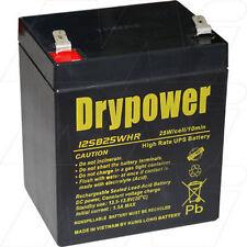 DRYPOWER 12SB25WHR 12V 5Ah SLA Battery for Standby-UPS HR12-22W HR1221W