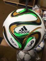 BRAZUCA FINAL RIO SOCCER ADIDAS OFFICIAL MATCH BALL SIZE 5 - FIFA World Cup2014