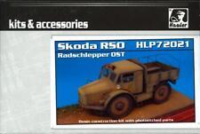 Hauler Models 1/72 SKODA RSO RADSCHLEPPER OST TRUCK Resin & Photo Etch Model