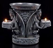 Dragons Porte-bougies - trois sage - Figurine CHANDELIER STATUETTE