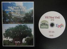 Walt Disney World's Animal Kingdom and Epcot 2013....The DVD
