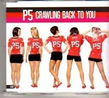 (BT76) P5, Crawling Back To You - DJ CD