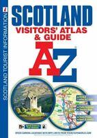 A-Z Scotland Visitors Atlas and Guide A-Z Premier Street Maps