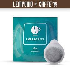 Kaffee Lollo Blend Dek Entkoffeiniert 300 Pads Ese 44