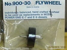 900-30 E-8 FLY WHEEL- E7 & E8 BY MODEL POWER HO SCALE FACTORY ORIGINAL PARTS