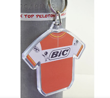 Luis Ocana BIC equipo para Ciclismo Jersey Algodón 1972 KEYRING Tour De France Rapha