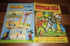 BUFFALO BILL #  534 / 1979 -- im BANN der GRAUEN BESTIE // mit Western-Lexikon