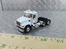 1/64 first gear mack granite white ertl toy mack semi trucks dcp s scale New