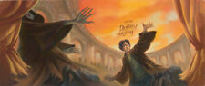 Mary Grandpre Harry Potter - The Deathly Hallows Giclee on Paper