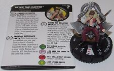 PETER THE HUNTER 039 15th Anniversary What If? Marvel HeroClix Super Rare