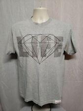 Diamond Life Adult Medium Gray TShirt