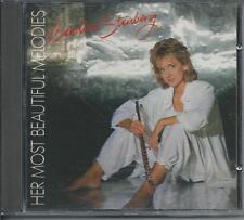 BERDIEN STENBERG - Her most beautiful melodies CD Album 11TR 1988 (PHILPS) RARE