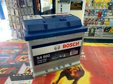 079 BOSCH Car Battery 4 Years Warranty - Next Day FREE Delivery - S4 002 52Ah