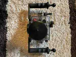 Dive housing for Canon g 16