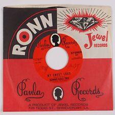 RONNIE KOLE TRIO: My Sweet Lord PAULA George Harrison MOD JAZZ 45 Hear