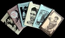 1988 - 1991 MINNEAPOLIS REVIEW OF BASEBALL JOURNAL LOT OF 6 REMAINING ISSUES