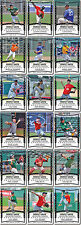 2014 Leaf *PERFECT GAME* Baseball 305 Card SET w/ Beer, Pint, & Brendan Rodgers