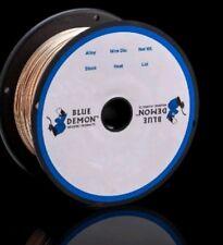 ER70S-6 X .030 MIG Steel Welding Wire 2 lb Spool Blue Demon Free Shipping