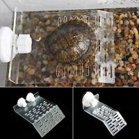 Float Aquarium Tank Turtle Reptile Basking Terrace Island Platform House Dock