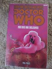Mad Dogs and Englishmen by Paul Magrs Doctor Who EDA