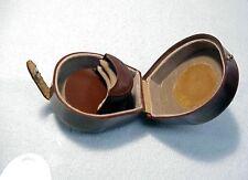Voigtlander Vitessa T Leather Hood Filter Case 90/099| Fits Vitessa T | NOS |$55