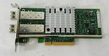 Dell 942V6 Intel X520-DA2 Dual Port 10GB WW Profile Server Network SFP+ Card