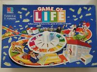 Game of Life - Family Board Game - MB Games - 1997 99% Complete PLEASE READ