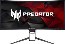 "Acer Predator Z35P 35"" Curved Gaming Monitor 3440x1440 100hz G-Sync"