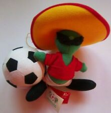 Orig. Mascot World Cup Mexico 1986-Pique/with Orig. Label!!! EXTREMELY RARE