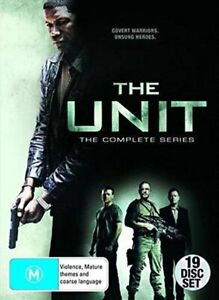 The Unit   Complete Series DVD