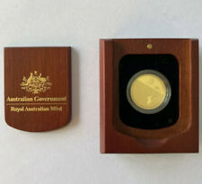 💰2015 Kangaroo at Sunset $25 1/5oz Gold Proof Coin- RAM - Ballot Coin # 217