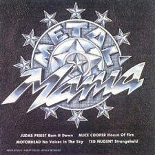 Metal Mania Judas Priest, Prong, Metal Church, Alice Cooper, Motörhead.. [CD]