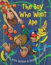 The Boy Who Went Ape-ExLibrary